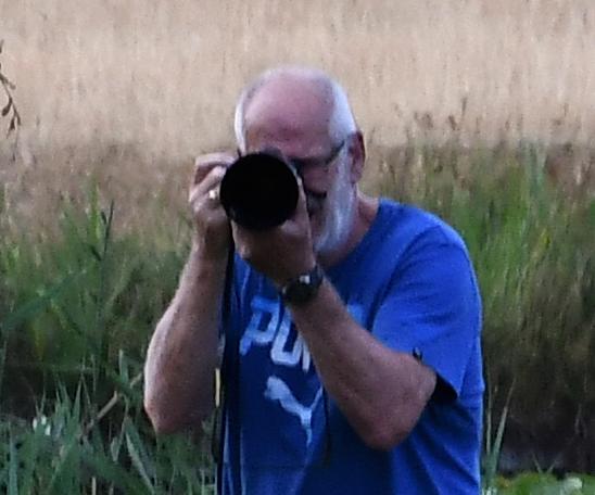 Natuurliefhebber Henny van Soest