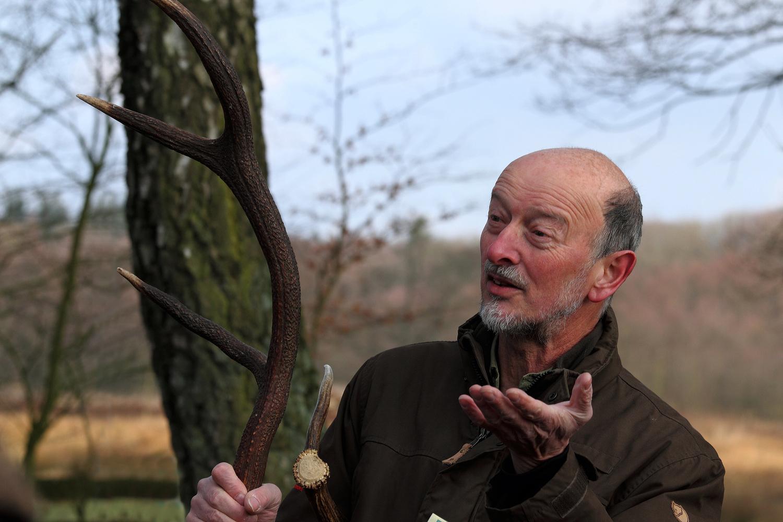 Natuurvoorlichter Henry Kats
