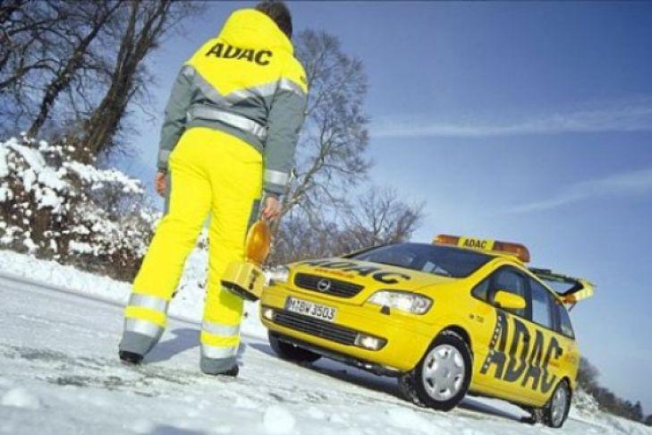 Altijd in de weer - Foto: ADAC