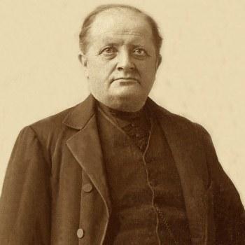 Vader Gerrit Gazenbeek (1850-1919) - Archieffoto JGS