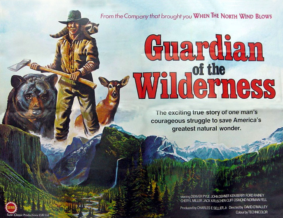 Fimposter van Guardian of the Wilderness -