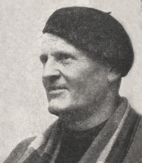 Jac. Gazenbeek in 1959 - Foto: ©Archief JGS