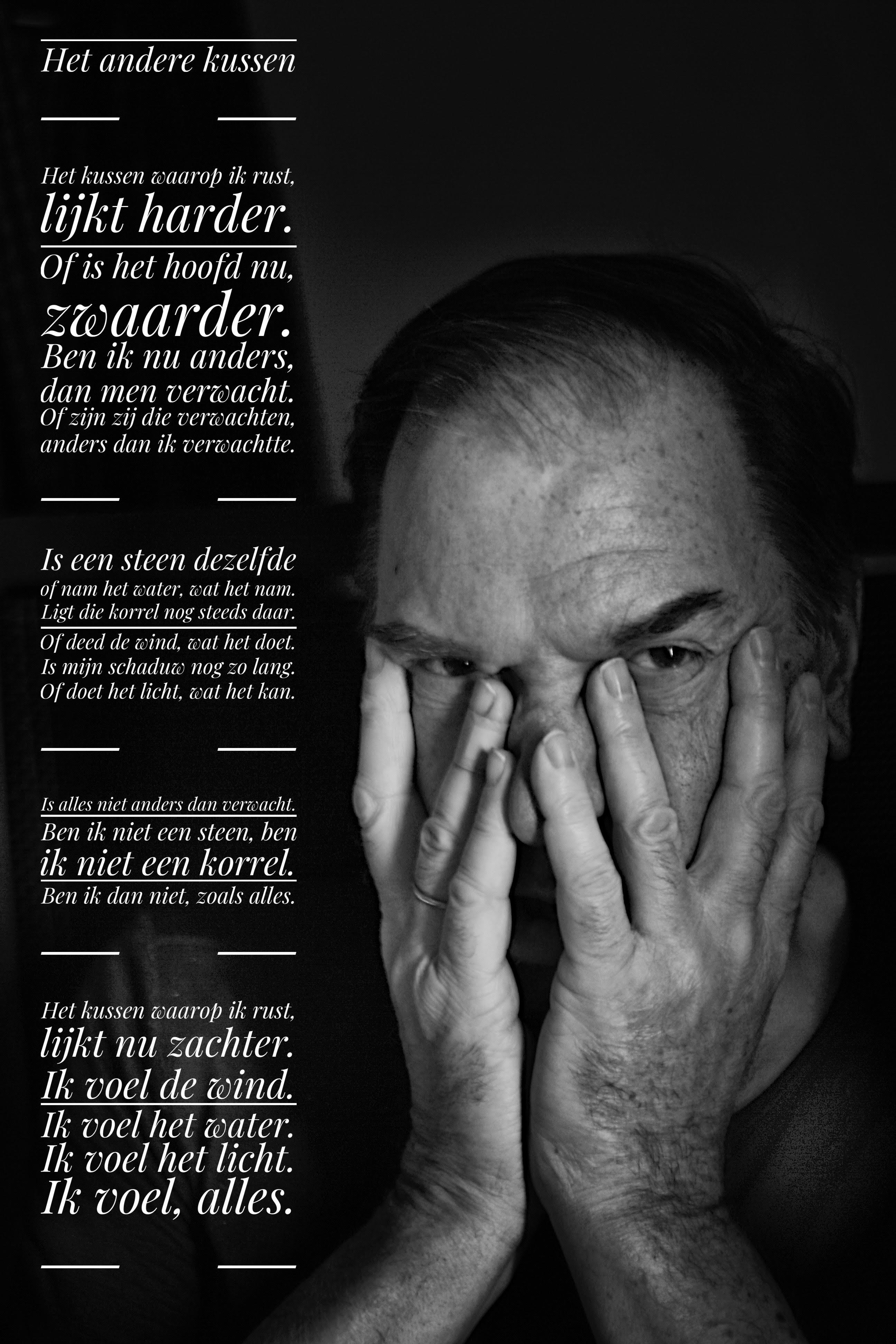 Het andere kussen – Tekst: ©Patrick Bervoets en foto: Yves Lorson