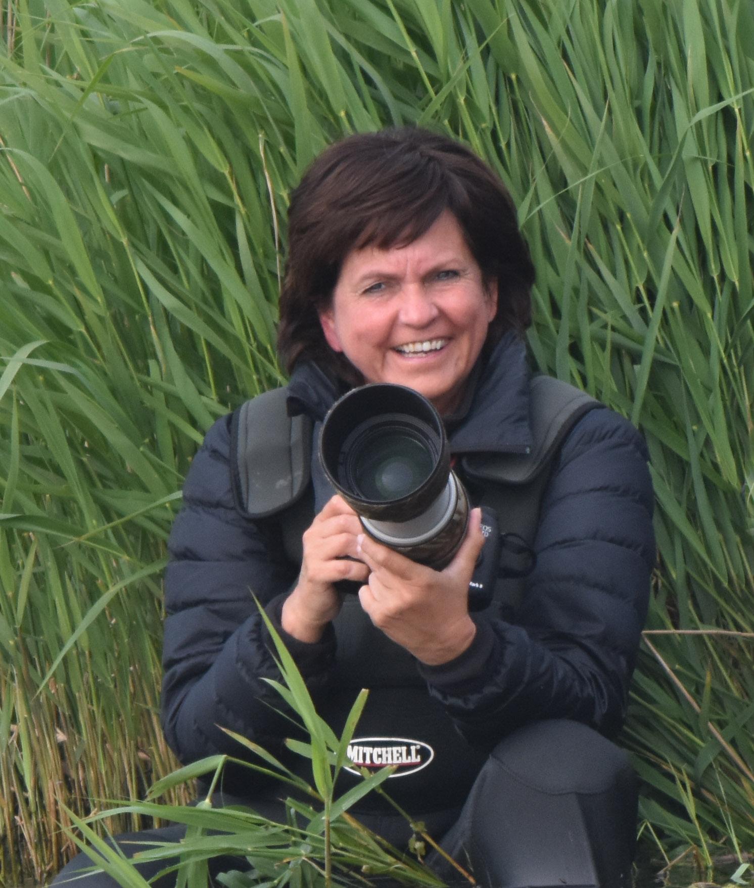 Natuurfotografe Eline Schaafsma