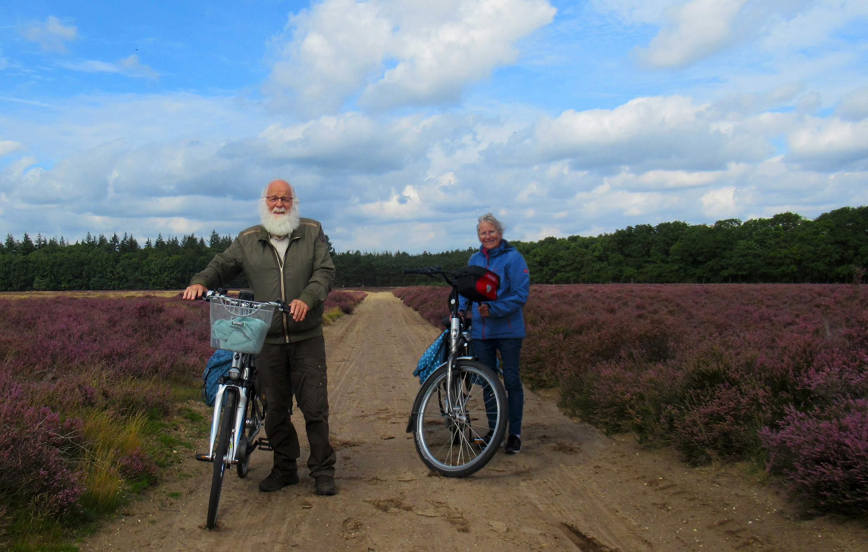 En zo hebben we samen al heel wat kilometers op de pedalen gestaan – Foto: ©Louis & Fransien Fraanje