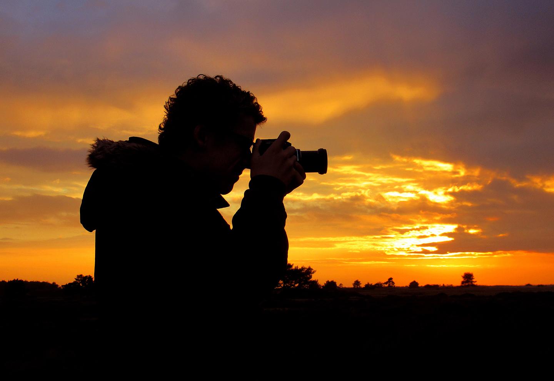 Natuurvriend Gerco van Vliet - Copyright Foto Louis Fraanje