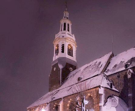 De Grote Kerk in Nijkerk – Foto: ©Archief JGS