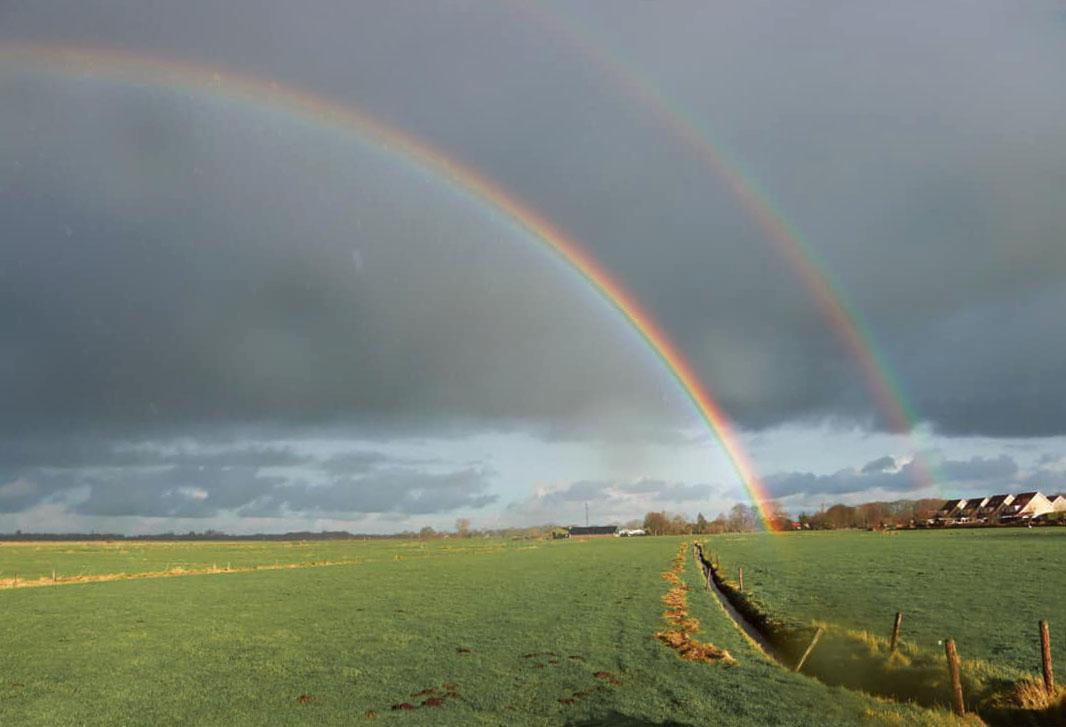 Het blijft een 'adembenemend' schouwspel - Foto: ©Aalt Westerbroek