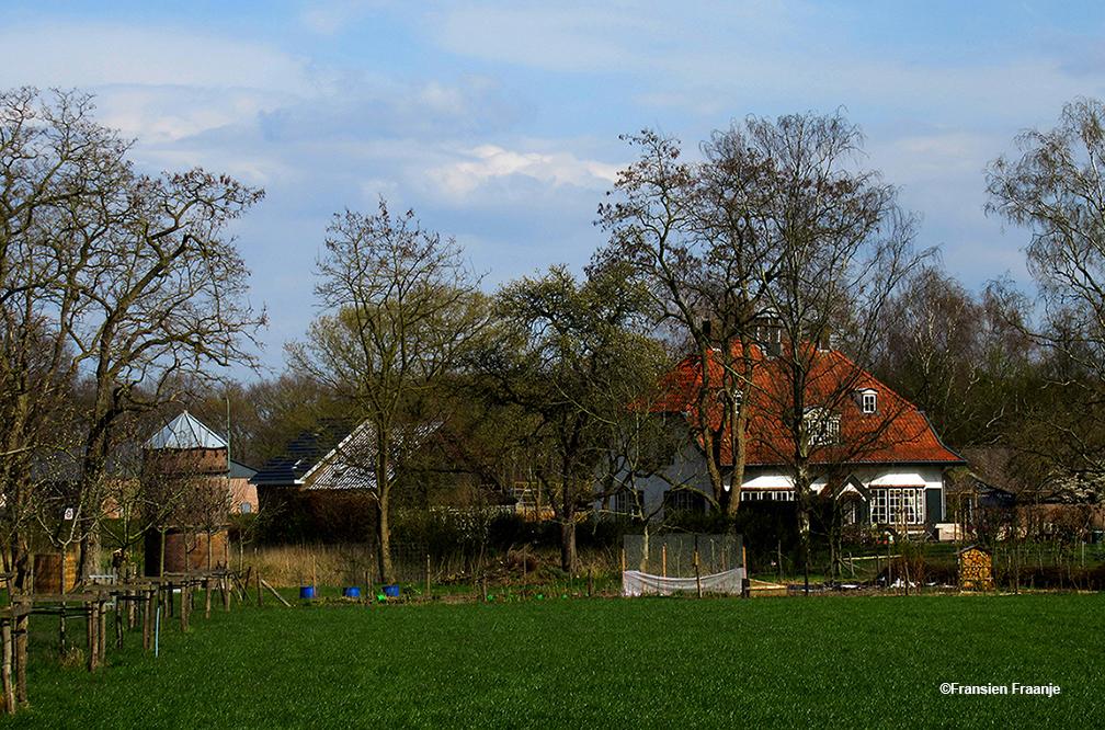 De huidige villa De Duiventoren (Klein Remmerstein) aan Cuneraweg 305 - Foto: ©Fransien Fraanje