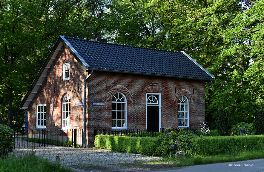 Het Tolhuis op Staverden - Foto: ©Louis Fraanje