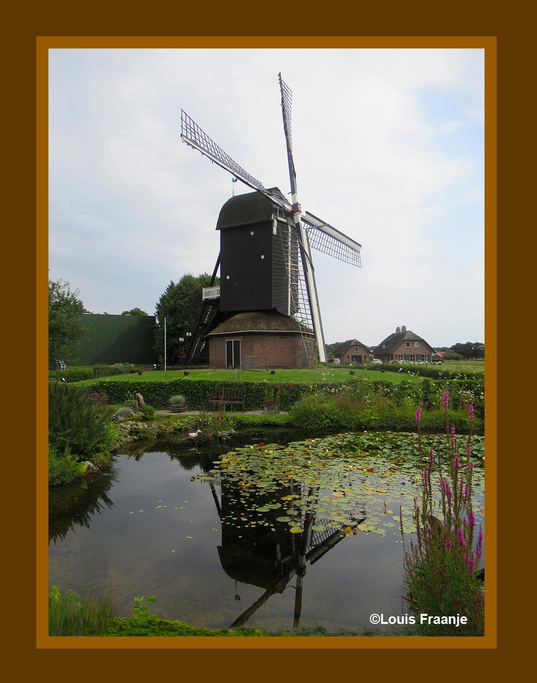 Den Olden Florus of Kallenbroeker Molen is een van de oudste nog aanwezige standerdmolens in Nederland