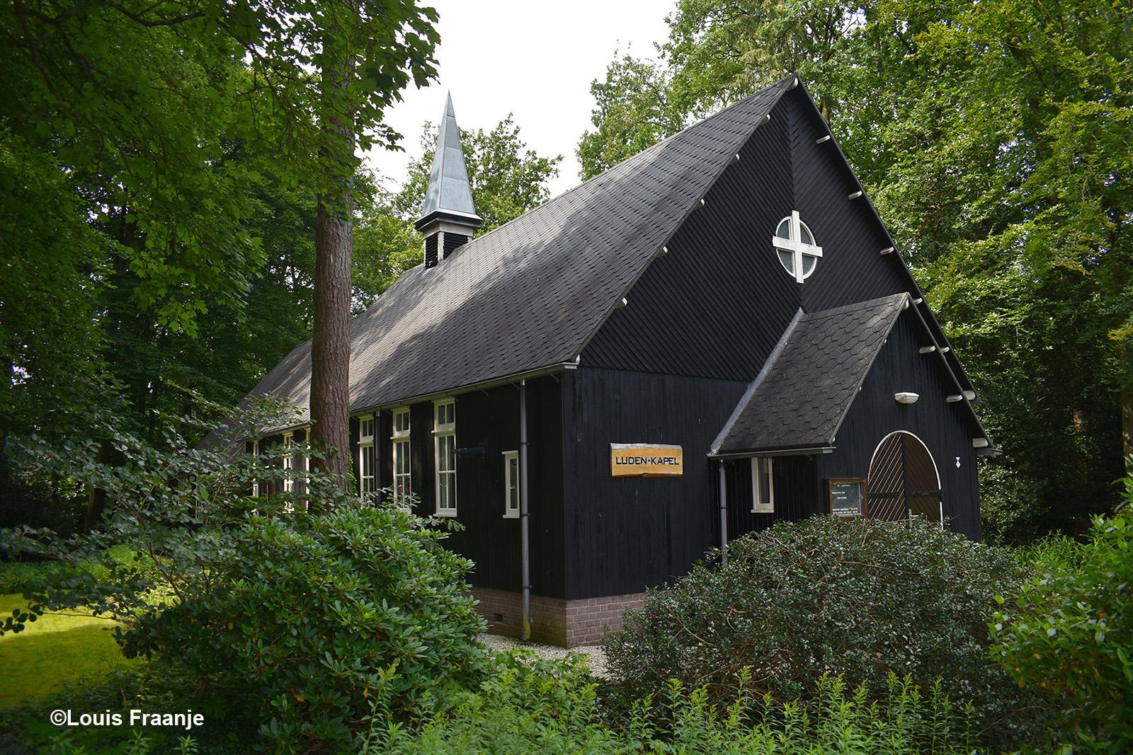 De Luden kerk aan de Berkenweg in Doorn - Foto: ©Louis Fraanje